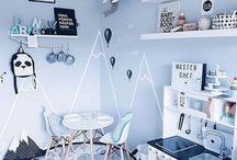 Detská izba inšpirácia