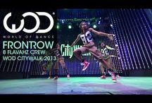 Dance / Dancers  8 Flavahz Ian Eastwood Chachi Gonzales ...