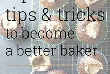 Baking Tips / Baking tips tricks and ideas