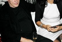 David Gilmour & Polly Samson