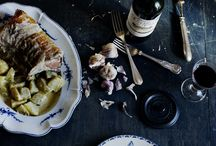Dark Settings For Food Photography