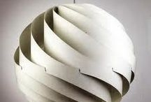 Lampada Origami Di Edward Chew : Cm chantalmerzon on pinterest