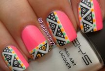 Nail art creations ♥ / hair_beauty
