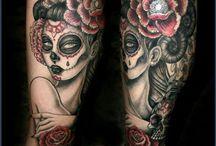 Lovely tatts