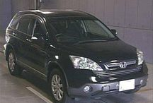 Honda CRV 2008 Black - Make a good selection of the CRV from the variety available now. / Refer:Ninki25182 Make:Honda Model:CRV Year:2008 Displacement:2400 CC Steering:RHD Transmission:AT Color:Black FOB Price:13,200 USD Fuel:Gasoline Seats  Exterior Color:Black Interior Color:Gray Mileage:86,000 Km Chasis NO:RE4-1101780 Drive type  Car type:SUV