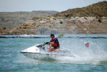 New Mexico Lakes / With over 1200 lakes and 200 miles of rivers, New Mexico is the place to find your adventure whether it be motorboating, sailing, kayaking, rafting or canoeing.