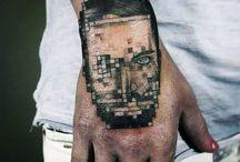 Tattoo my