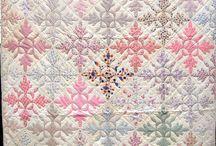 Quilting-patterns-hawaiian applique / by Pamela Woogerd Nelson