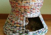 panière chat