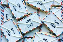 New York City Letter Writers Society / Created to foster the lost art of written correspondence, the NYC Letter Writers Society is a group that meets monthly.  Founded by @devoteddiarist.
