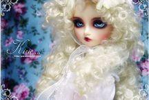 Dolls / by Wendy Broyles