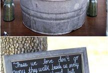 DIY: Hochzeit Ideen / Ihr liebt Do It Yourself Anleitungen und möchtet auch für eure Hochzeit kreativ werden? Dann ist diese Pinnwand die richtige für euch!