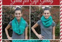 scarfs for Mum to knit