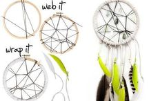 Dreamcatchers...