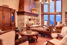 Pioche Ski at Deer Valley Resort / Luxury ski-in/ski-out home in the gated community of Deer Crest at Deer Valley Resort.  / by Resorts West