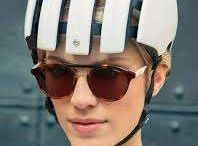 elegant helmets for urban cycling