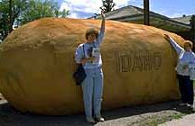 Idaho Roadside Attractions / World's largest things and other roadside attractions in Idaho to see on your next road trip.