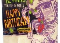 Goosebumps Birthday Party Ideas, Decorations, and Supplies / Goosebumps Party Supplies from www.HardToFindPartySupplies.com