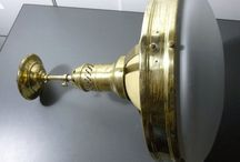 Peter Behrens Siemens Prototype Deutscher Werkbund mirror lighting 1921
