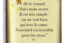 Words / St Exupery