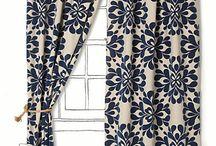 Curtain Upholstery / 커텐 좀 바꿔 봅시다.