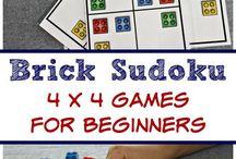Sudoku kleuters