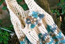 Crochet Bags / by Deborah Sage