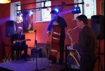 Джаз в Клину / Концерты джазовой музыки в Клину.