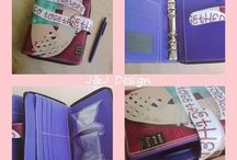 Binder Agenda HPO 6 ring