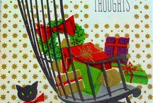 Christmas Vintage / From Christmas's Long Ago / by Cindy B.