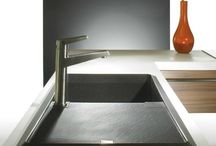 Kitchen Sinks / Beautiful sinks that make your kitchen stand out.