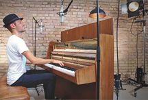 A profi zongora művészek