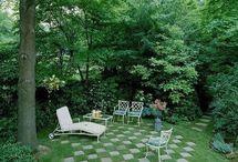 примеры садов