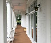 Inteplast PORCH / Inteplast Building Products PORCH is engineered to be durable, lightweight, low-maintenance, and moisture resistant.