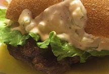 Burger - Soßen