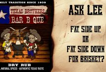BBQ Cooking Advice - Ask Lee for Help / Need some BBQ help? Ask Here. Give Lee a hollar. We're here to help you cook the best best bbq for you and your friends. Visit http://texasbrosbbq.com/community/contact