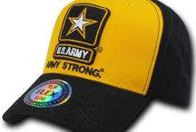 All Things Army / Here is a collection of Army items including rings, necklaces and bracelets.