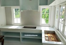 หินอ่อนเทียมคริสตัลไวท์ นาโน สีขาว เคาน์เตอร์ครัว และส่วนเตรียมอาหาร / หินอ่อนเทียมคริสตัลไวท์ นาโน สีขาว เคาน์เตอร์ครัว และส่วนเตรียมอาหาร www.thaistoneshop.com