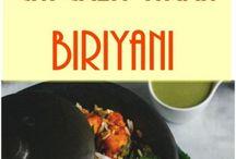 Biriyani tandoori