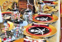 Вечеринки: пиратская