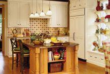 Kitchen / Kitchen ideas / by Debra Kriegbaum