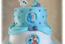 Gâteau anniversaire fille