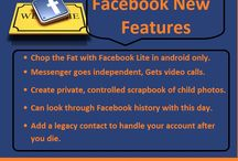 Facebook New Features / There are several features on Facebook which are updated timely. So, In Facebook every day some changes occurs in the features. It has vast number of features like that related to their structure, application and other general features.
