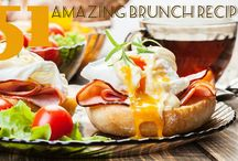Brunch Ideas / From amazing recipes to flawless tips, get everything you ever needed for hosting a brunch here. / by The Daily Meal