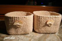 Moje práce háčkování / My work crochet
