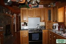 Kitchens / Appalachian Log & Timber Homes Client Kitchen  Gallery