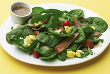 Salads / I'd love to try eating a salad for every meal!