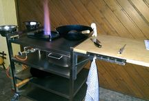 Cook, BBQ and more / Kochen Grillen Backen: Mit gutem Equipment machts gleich mehr Spaß..