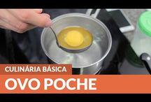 Culinária básica (ovo)