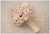 wedding bouquets / Egyedi, kézműves menyasszonyi csokrok Budapesten. Webáruház: http://www.meska.hu/Shop/index/16438